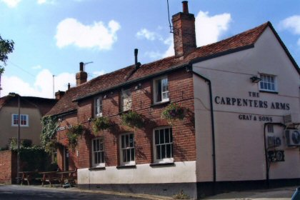 Carpenters Arms – exterior