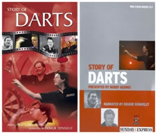 The Story of darts - Video & DVD