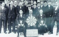 Red Lion, Frome, (Somerset) Darts Team 1929/30