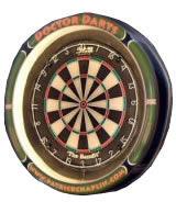 The Circumluminator Dartboard