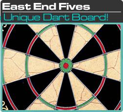 East End Fives Board