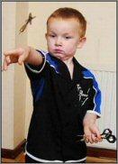 'Nathan Bradley' Photo courtesy of the Bradley family.