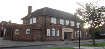 The Goat and Compasses, Hull